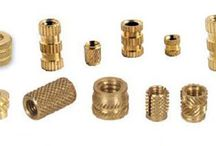 INSERTS /  We Manufacture, Export and supply High Precision Components all over INDIA, Europe, Middle-east, and Asian Countries. Our unit is located at Jamnagar (Gujarat), connected with all four logistics zones Sea, Airways, Railways and Roadways. We also specialize in manufacturing custom components as per custom specification and requirements. For any of your requirements go through our wide product range and send us your drawing if the same matches in respect to your product range.