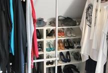 My dressingroom / loft