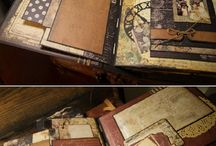 Albums/books, handmade