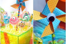Monster Birthday Party / by Becky Siewert