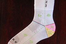 Sock anatomy