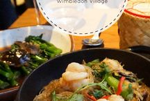Best places to eat in London / Food bloggers share reviews of great restaurants to eat in, in London, UK