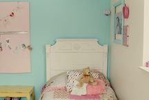 Ainsley's Big Girl Room (when the time comes) / by Erin Moore