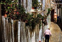 Streets & Ways & Passages