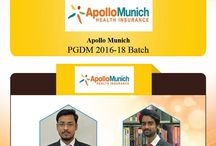 Congratulations for Placements in Apollo Munich