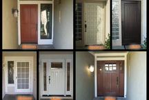 Door Installation: Before & After