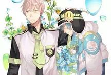 DRAMAtical Murder / Yaoi Game & Anime