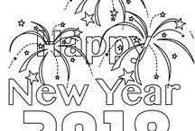 Kuvis: uusi vuosi