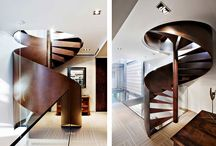 Different Types Of Staircases  / by Natalie Cogdill