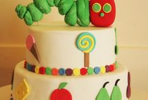 gâteaux et pâte à sucre