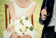 ☼ Sunny Weddings ☼ / When the weather is good it's a happy omen for the bride and groom!