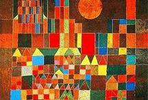 Paul Klee Artist Study / by Amanda Van Garderen
