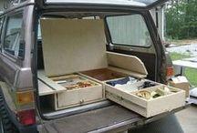Jeep caja