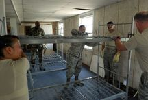 Beds for the Military / Why provide beds to the military!