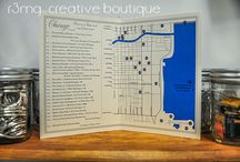 wedding - welcome booklets / by r3mg:: creative boutique