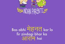 Things Indian Parents Say :P