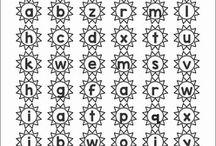 alphabetical sequencing