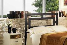 Muebles de Forja / Muebles con estructura de hierro.