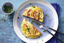 Omelett- und Rührei-Rezepte / by EAT SMARTER