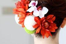結婚式 色打掛 髪型