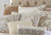 Fabric headboards...sweet dreams / by Linda B