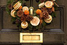 Ghirlande e decorazioni