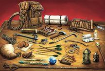 D&D Equipment