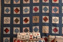 antique quilts / by Lisa Bongean