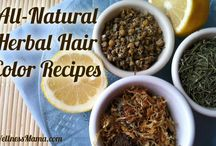 Natural ideas-Health and Beauty / by Eileen Regan