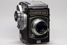 Fodor / Fodor was a Dutch distributor of photographic equipment based in Rotterdam.[1] It was founded in the 1920s, and imported and rebranded Japanese equipment from the 1960s. (Camerapedia)
