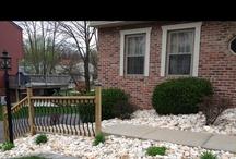 Rock Gardens / Rock Gardens are the upcoming yards..... / by Kim Yockel-Simonetti