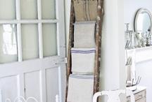 Ladders inside Decor
