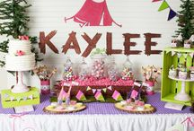 Birthday Party Ideas / by Brooke Beal