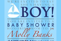 Baby Shower / by Carrie Fleer