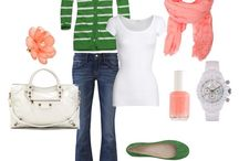 My Style / If only my real closet looked like the contents of this board!