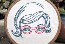 Embroidery / by Danielle