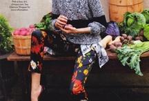 Floral tomboy