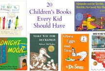 The Best Children's Books / All of the best children's book on the market. From classic favorites to modern ones we love all of these magical kids books and we know you will to. These books are the ones you will want to make sure you have on your kids bookshelf.