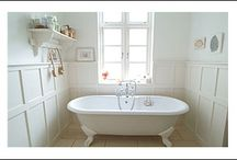 Bathroom Ideas / by Kate Pole