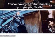 Hogwart thug life