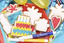 Color Me! / by Eleni's Cookies