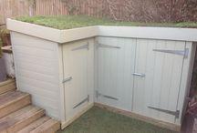 Outdoor Storage / bespoke outdoor storage