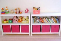 Girls Playroom / by Michelle Brown