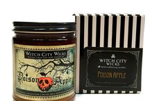 Fall Candles / All types of candles for fall!