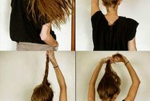 HAIRSTYLES / Some really cool hairstyles