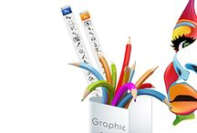 Graphics Designing / We have expert graphics designer who design eye catching Design for your business.