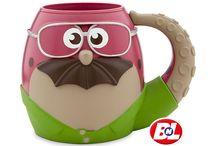 Disney Fun Cute Mugs