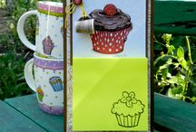 Delicious magnets. Handicraft / Things that make our house cozy ♥  Made with love