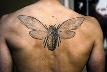 Tattoos! / by Amy Woodruff