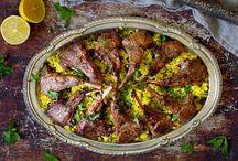 Lihaa / Näitä ruokia haluan tehdä